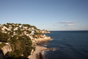 Costa Blanca bei Benissa